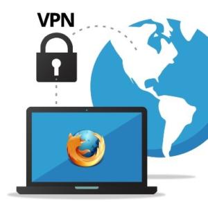 Как включить vpn в Firefox?