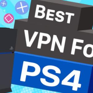 Подключаем PS4 через VPN