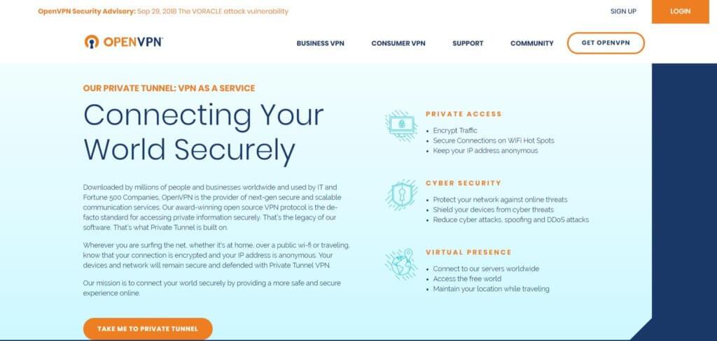 Open VPN для ПК