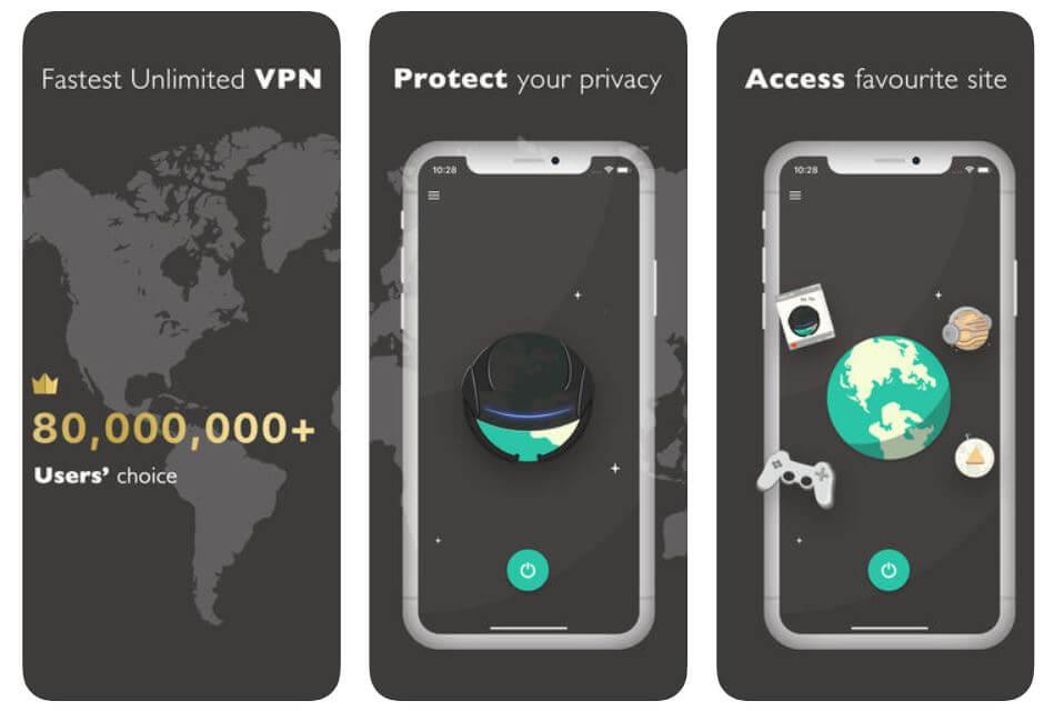 VPN Master для iOS